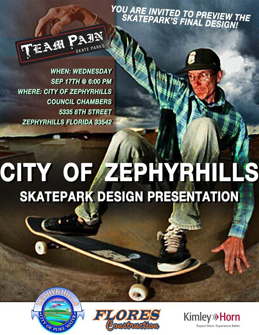 Zephyrhills Final Design