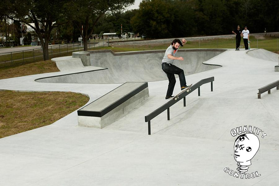 Chris Blake Front Slide Blunt